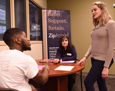 Keeping College Affordable - University of Akron students
