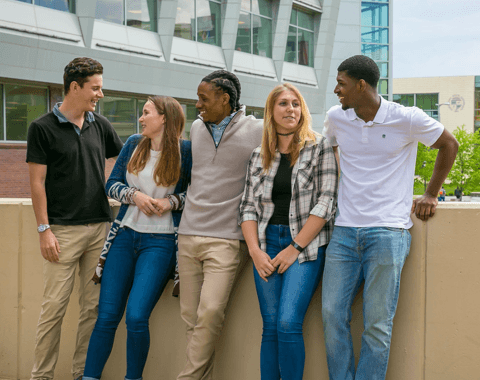 Helping Ohioans Prosper - Cleveland State University Students