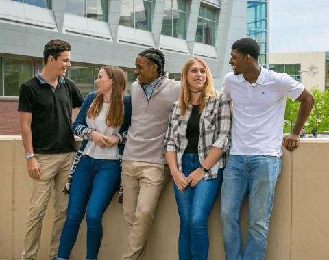 Helping Ohioans Prosper - Cleveland State University Students